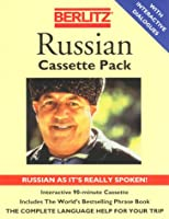 Berlitz Russian Cassette Pack: Russian As It's Really Spoken! (Berlitz Cassette Packs)