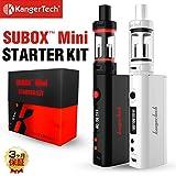 電子タバコ kanger Tech社製 カンガーテック SUBOX Mini Starter kit スターターキット (ブラック)
