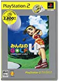 みんなのGOLF4 PlayStation 2 the Best