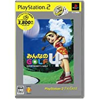 みんなのGOLF4 PlayStation 2 the Best