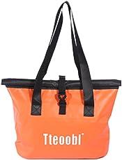 Tonna(トンナ) プールバッグ ビーチバッグ 多用途 トートバッグ 全5色 PVC防水素材 大容量 収納 防水バッグ スポーツバッグ ジム 海 砂浜 ビーチ 海辺用 アウトドア