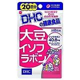DHC 大豆イソフラボン 20日分 40粒【3個セット】