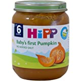 Hipp Organic Baby First Pumpkin Jar, 125g