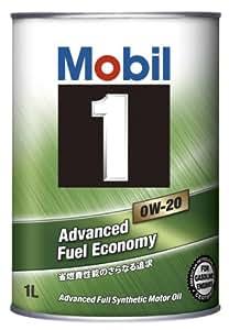 Mobil エンジンオイル モービル1 0W-20 SN/GF5 1L [HTRC3]