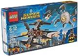 LEGO Superheroes Batman: Brother Eye Takedown 76111 Building Kit (269 Piece), Multicolor