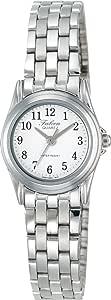 [シチズン Q&Q] 腕時計 Falcon ファルコン VM37-850 シルバー