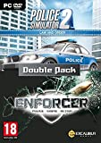 POLICE Law and Order Double Pack - Enforcer and Police Simulator 2 (PC DVD) (輸入版)