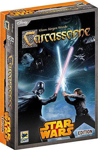 カルカソンヌ スターウォーズ (Carcassonne: Star Wars) [並行輸入品] ボードゲーム