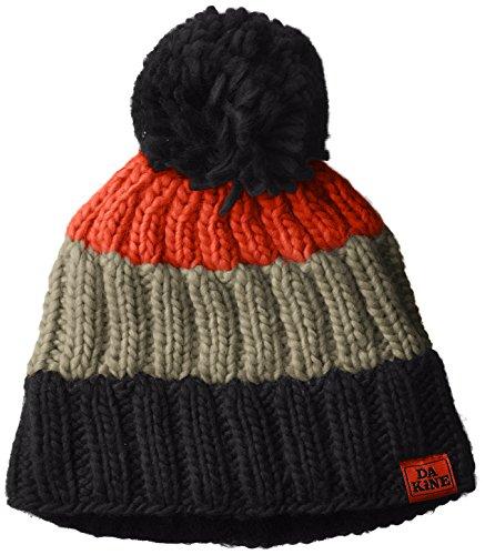 (ダカイン)DAKINE  キッズ  ボンボン付き ニット キャップ (ボーダー カラー)  AH236-913 / FARLEY BEANIE  帽子 ビーニー 子供服 おしゃれ