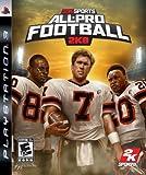 All Pro Football 2K8 - Playstation 3 [並行輸入品]