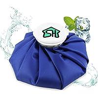 STAR HOME アイシングバッグ 結露なし 大口径 水漏れ防止 アイスバッグ ケガ 熱中症 スポーツ 頭 首 肩 関節などに使用 繰り返し利用S,M,L,三つサイズ選べ[改良品]