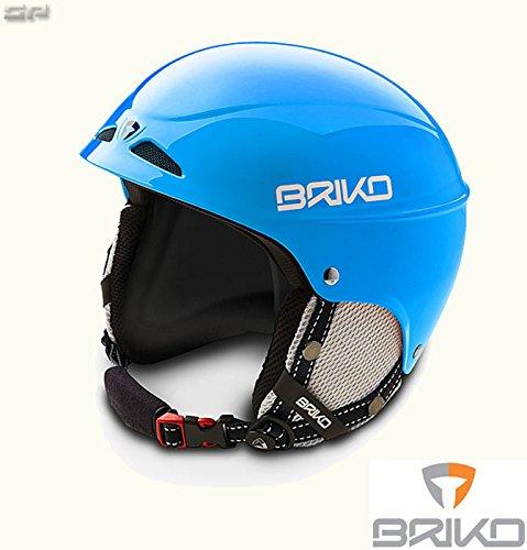 [해외] BRIKO(브리고)PICO 키즈 쥬니어 프리 라이드 스노우 헬멧 스키 스노보드 겸용 SH0007- (SIZE:MEDIUM|COLOR:L003라이트 블루)