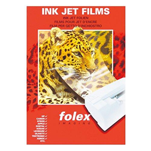 folex OHPフィルム A4 インクジェットプリンタ用 BG-32P 20枚入