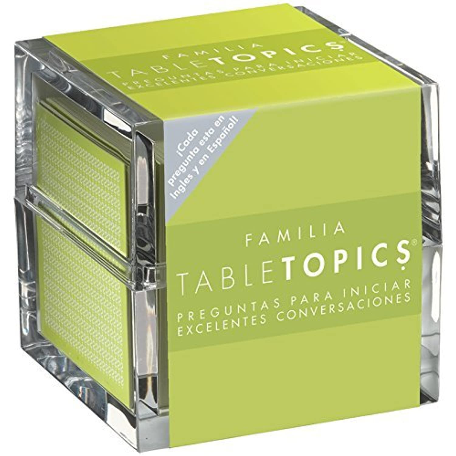 TableTopics Espanol: Family [並行輸入品]
