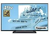 パナソニック 49V型 フルハイビジョン 液晶 テレビ VIERA TH-49D305