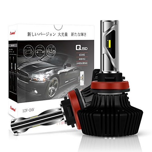 Autofeel 車用 バイク用 H11 h8 H9 led...
