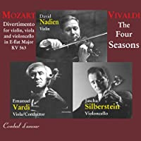 Four Seasons/Divertimento for Vn & Va