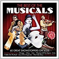 The Best Of The Musicals [Import]