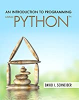 An Introduction to Programming Using Python plus MyLab Programming with Pearson eText -- Access Card Package