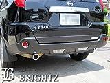 BRIGHTZ エクストレイル X-TRAIL XTRAIL DNT31 NT31 T31 TNT31 ステンレスメッキリフレクターリング Aタイプ  【 WASRF5S80297 】 5657