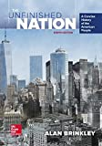 The Unfinished Nation: A Concise History of the American People 画像