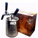 ZENITHCO NITRO TAP Nitro Cold Brew Coffee Maker No Electricity Nitrogen ゼニツコニトロタップニトロコールドブリューコーヒーメーカーなし電気窒素 (2L) [並行輸入品]