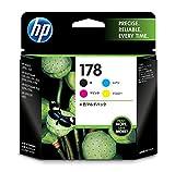 HP 純正 インクカートリッジ HP178 4色マルチパック