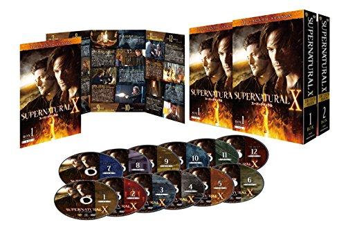 SUPERNATURAL X 〈テン・シーズン〉 コンプリート・ボックス(12枚組) [DVD]