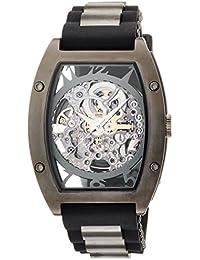 [アルカフトゥーラ]ARCA FUTURA 腕時計 スケルトン 自動巻 978G メンズ