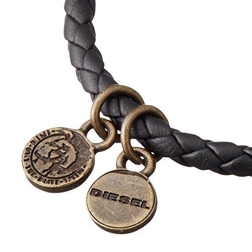 (ディーゼル) DIESEL メンズ ブレスレット * ASANTY BRACELET - bracelet X03739PR250 H0470 01