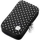 Nintendo3DS Case Dot Black Nintendo Official Licensed Products GM-3DSC2BK ELECOM by Elecom [並行輸入品]