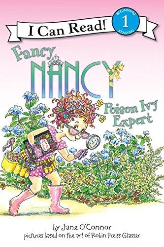 Fancy Nancy: Poison Ivy Expert (I Can Read Level 1)の詳細を見る