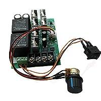 PWM DC モーター速度コントローラ ブラシモータ制御 逆転対応 12V24V36V48V/ 40A 2000W MAX