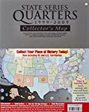 コロンビア State Series Quarters 1999-2009 Collectors Map: Including the District of Columbia, Puerto Rico, the U.s. Virgin Islands, Guam, American Samoa, and the Northern Mariarna Islands