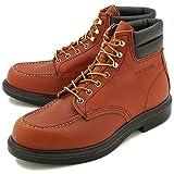 REDWING レッドウィング ブーツ #8804 SUPER SOLE 6 MOC-TOE スーパーソール 6インチ モックトゥ ワークブーツ ORO-RUSSET-PORTAGE (RED WING)(レッド・ウィング) Dワイズ 8.5(26.5cm)