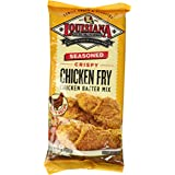 Louisiana Seasoned Crispy CHICKEN FRY Batter 9oz (Pack of 3)