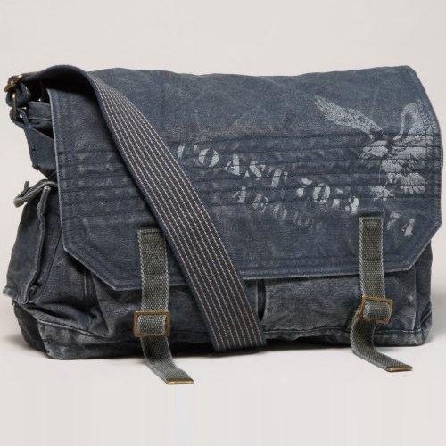 キャンバスメッセンジャーバッグ AEO CANVAS MESSENGER BAG アメリカンイーグルアウトフィッターズ