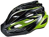 Cannondale(キャノンデール) ヘルメット ヘルメット ラディウス ブラック/グリーン S/M(52-58cm) CU4003SM05 CU4003SM05