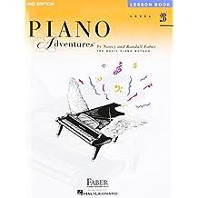 Piano Adventures: Lesson Book - Level 2b