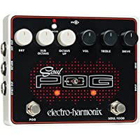 electro-harmonix エレクトロハーモニクス マルチエフェクター Soul POG 【国内正規品】