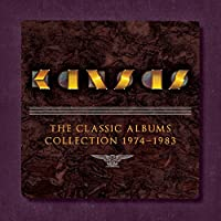Kansas The Classic Albums Collection 1974-1983