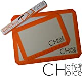 chefchoice Silicone Baking Mat with ...
