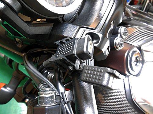 オートバイ用USBチャージャー 携帯充電器 SRX400 SRX600 WR450F XJ6N