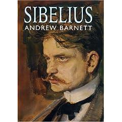 英書 アンドリュー・ガーネット著『シベリウス』の商品写真