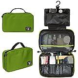 (バッグ・マート)Bags-mart バスルームポーチ トラベルポーチ フック付き 洗面用具入れ 収納バッグ 小物整理 プレゼント ギフト