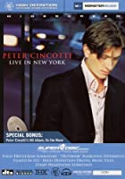 Peter Cincotti: Live in New York [DVD]
