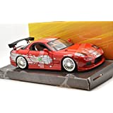 """Jada TOYS 1:24 SCALE """"THE FAST AND THE FURIOUS"""" """"DOM'S MAZDA…"""
