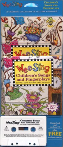 Wee Sing Children's Songs and Fingerplays with CD  (Wee Sing)