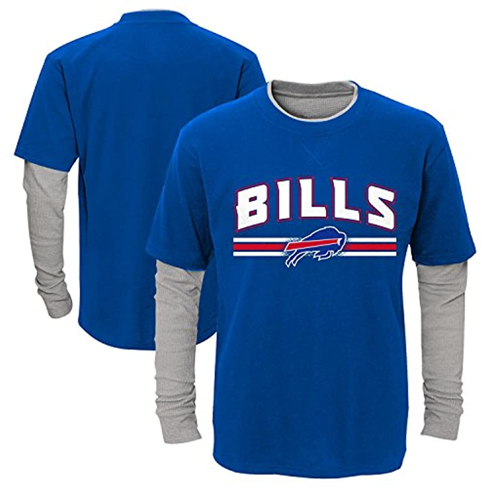 ミンチエピソード未満Buffalo Bills Youth NFL「Bleachers