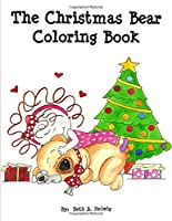 The Christmas Bear Coloring Book